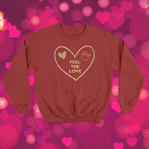 Limited Edition Joe McElderry Valentine's Jumper