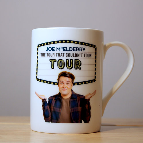 China Mug - The Tour That Couldn't Tour