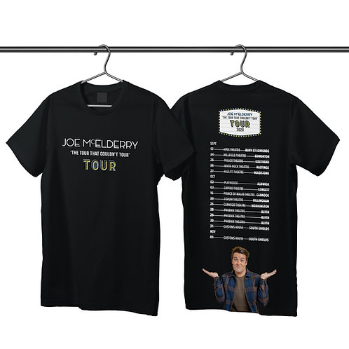 Tee - The Tour That Couldn't Tour