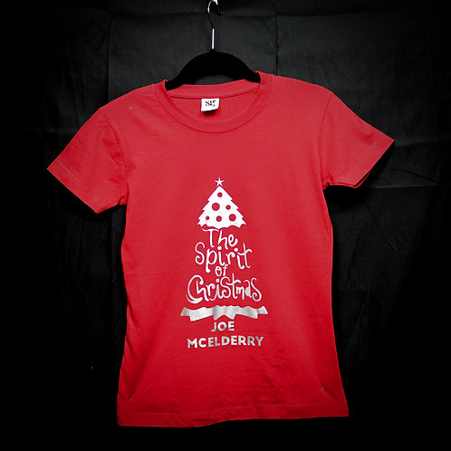 The Spirit Of Christmas Tee
