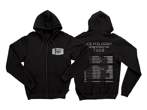 Hoodie - The Tour That Couldn't Tour