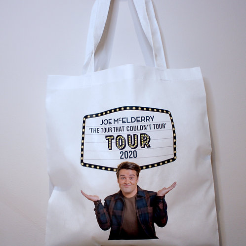 Shopper Bag - The Tour That Couldn't Tour