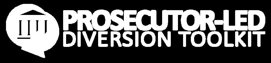 Prosecutor-Led Diversion Toolkit