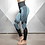 Thumbnail: ALEXA - Flattering seamless workout leggings and crop top