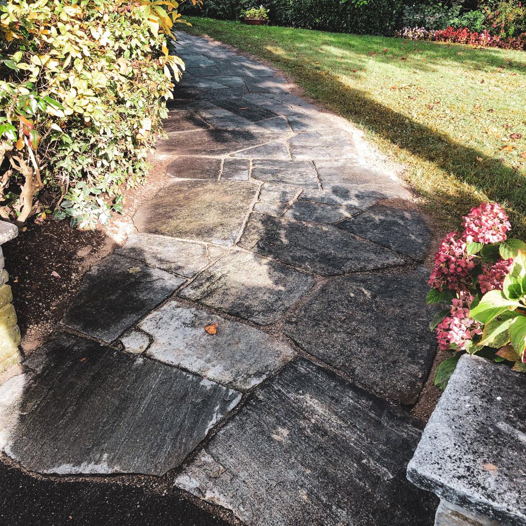 Sanierung Mosaiksteinweg
