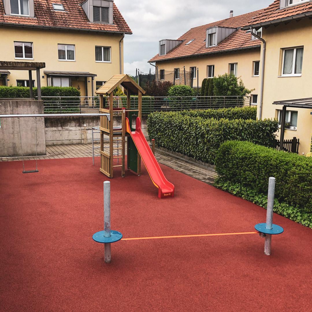Spielplatzsanierung
