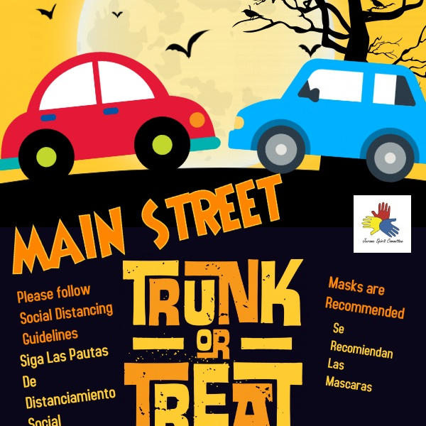 Jerome Main Street Trunk or Treat