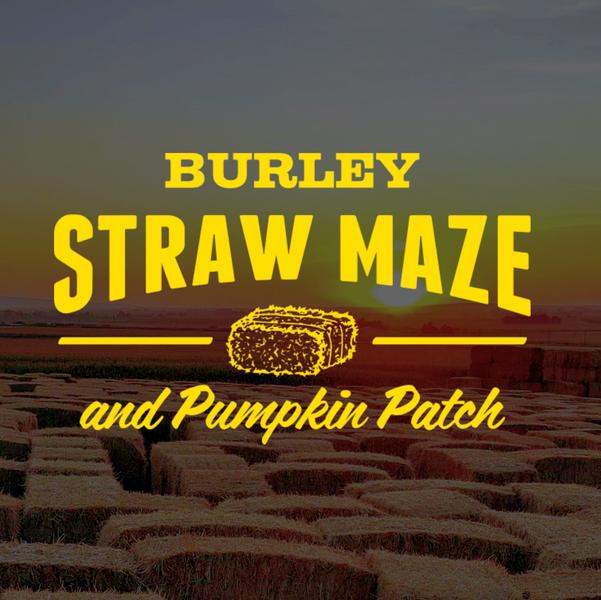 Burley Straw Maze & Pumpkin Patch