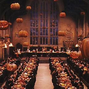 Hogwarts at Jerome Harvest Festival
