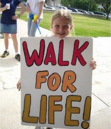 Why we walk 25 years of making a difference!