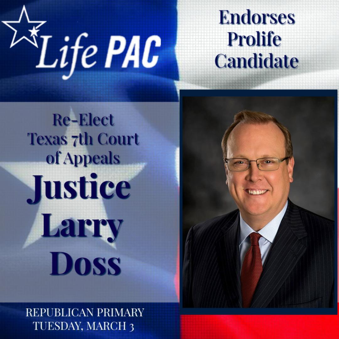 Justice Larry Doss  7th COA LP Rep 2020.