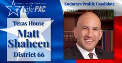 Rep. Matt Shaheen
