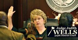 Judge Wells on bench 16