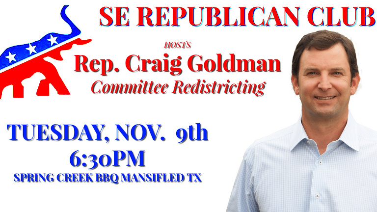 Redistricting in Texas