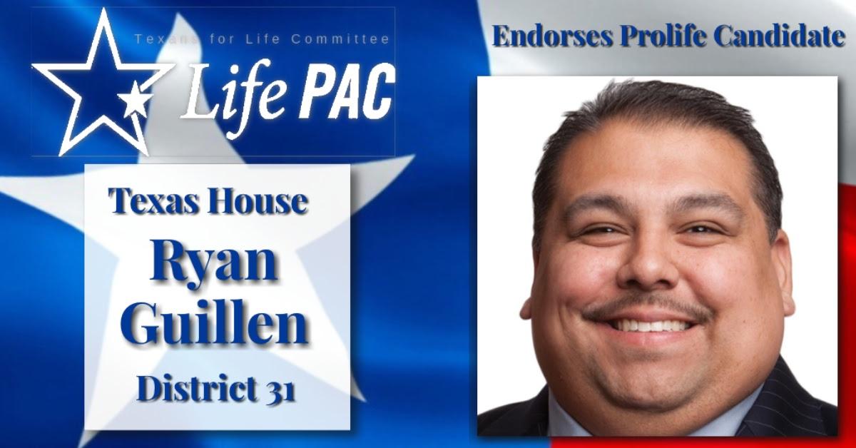 Rep. Ryan Guillen