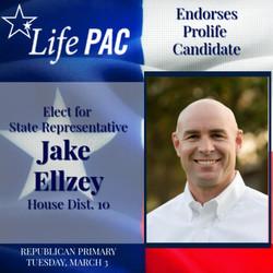 Jake EllzeyLP Rep 2020