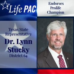 State Rep. Lynn Stucky, Dist 64