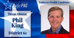 Rep. Phil King