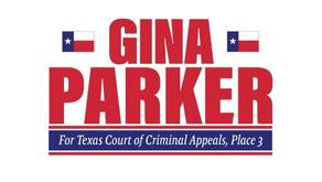 GINA PARKER CAMPAIGN PRESS RELEASE