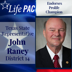 State Rep. John Rainey HD14