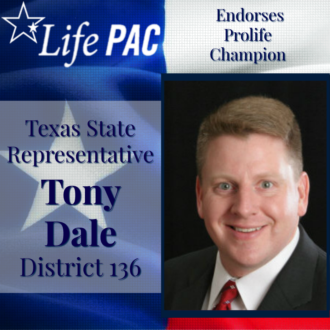 State Rep. Tony Dale HD 136
