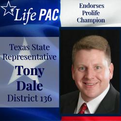 State Rep. Tony Dale HD 136