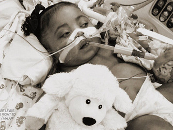 The pro-life position on Tinslee Lewis is to take her off life support and end her suffering