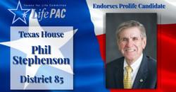 Rep. Phil Stephenson