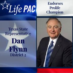 State Rep. Dan Flynn HD 2