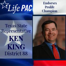 State Rep. Ken King HD 88