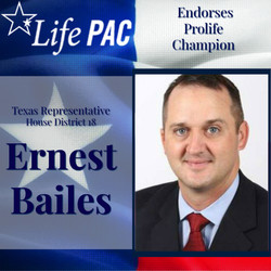 State Rep. Ernest Bailes, HD 18