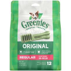 Greenies Treat Pack 12 oz. Regular 12 Count