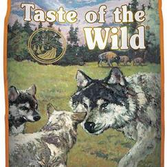 Diamond Taste of the Wild Bison & Venison Puppy - 14 lb