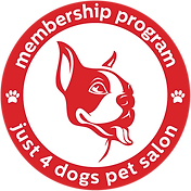 Just 4 Dogs Membership Program