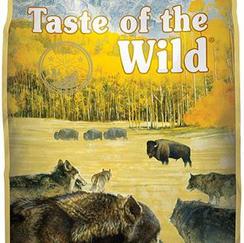 Diamond Taste of the Wild High Prairie Bison & Venison Dog - 14 lb