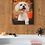 "Thumbnail: Canvas Art -Your Dog Here! 16"" x 20"""