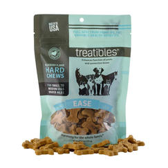Treatibles Ease Blueberry Chew Small 1 mg CBD 75 ct