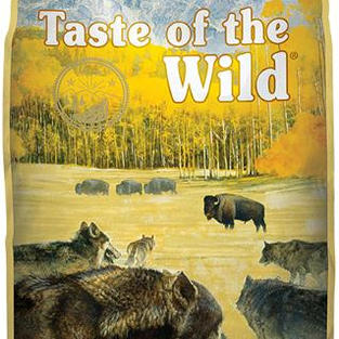 Diamond Taste of the Wild High Prairie Roasted Bison & Venison Dog - 28 lb