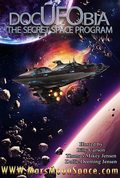 Secret Space Program, Mars Moon Space