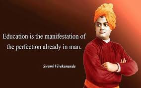 Swami vivekananda about education