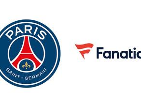 PSG dan Fanatics sepakat perpanjang kerja sama hingga 10 tahun