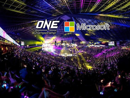 Kerja sama ONE Championship dengan Microsoft bakal semakin manjakan penggemar
