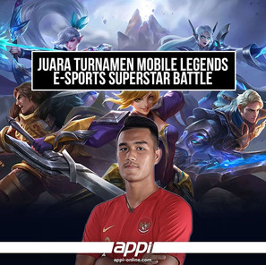 Turnamen eSports Pertama Mahaka Sports & APPI Libatkan Pesepak bola Tanah Air