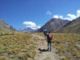 Trekking Aconcagua