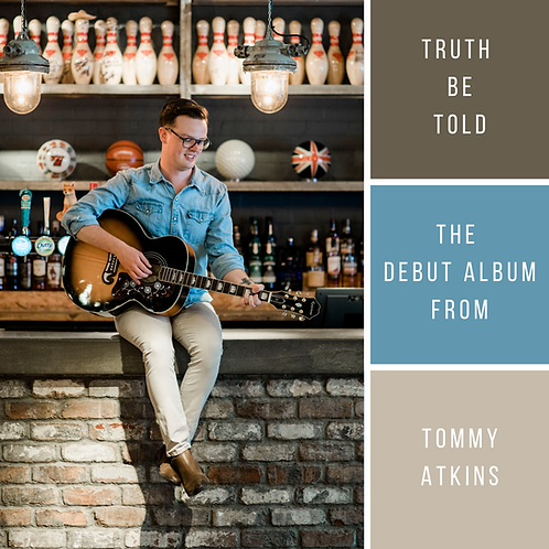 Story Behind the Album - Truth Be Told (E-Book)