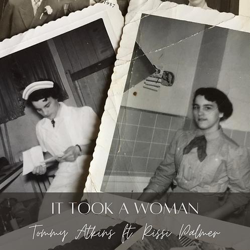It Took a Woman ft. Rissi Palmer - Digital Download