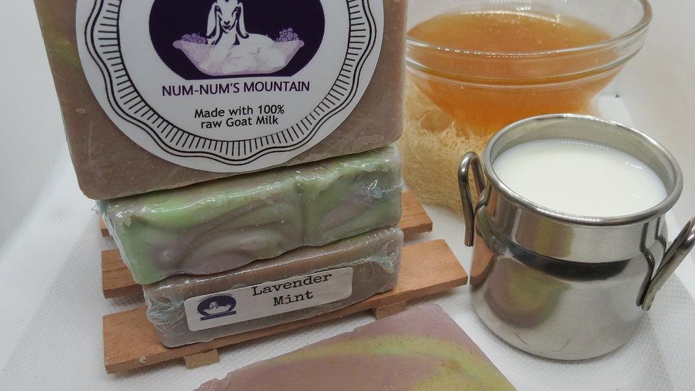 Lavender Mint with Jojba Beads
