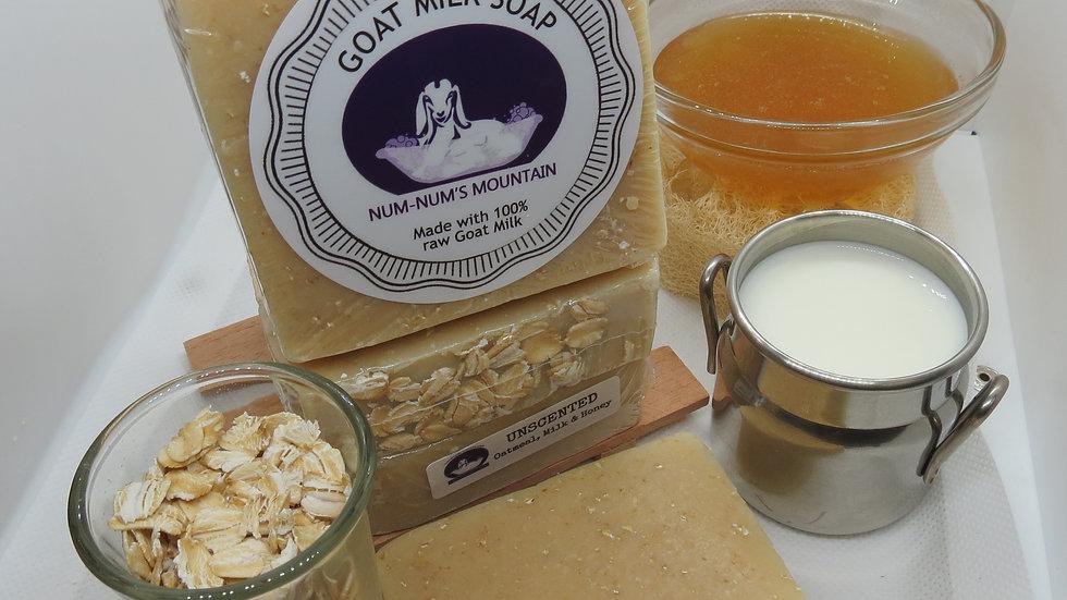 Unscented Oatmeal Milk & Honey