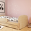 מיטת נוער מעץ