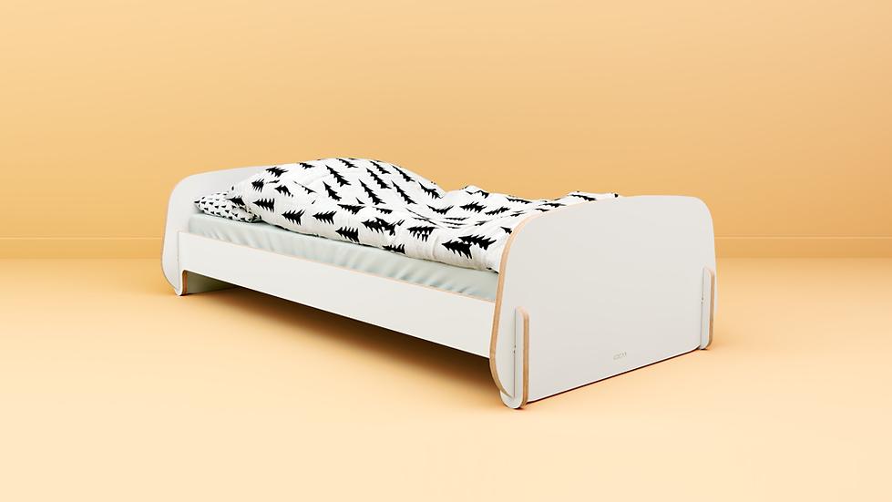 מיטת עץ לילדים